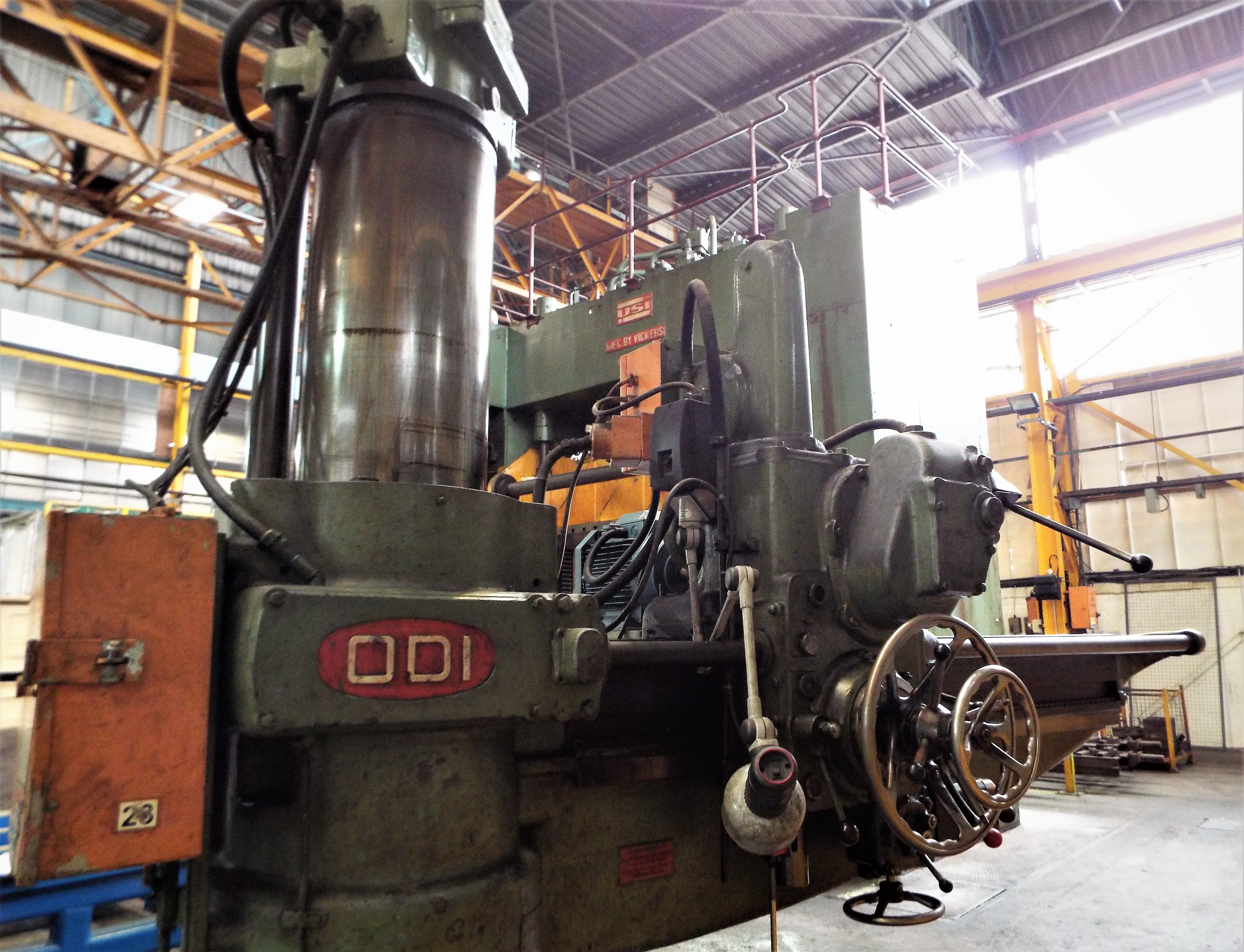 Lot 13 - Asquith ODI Radial Arm Drill