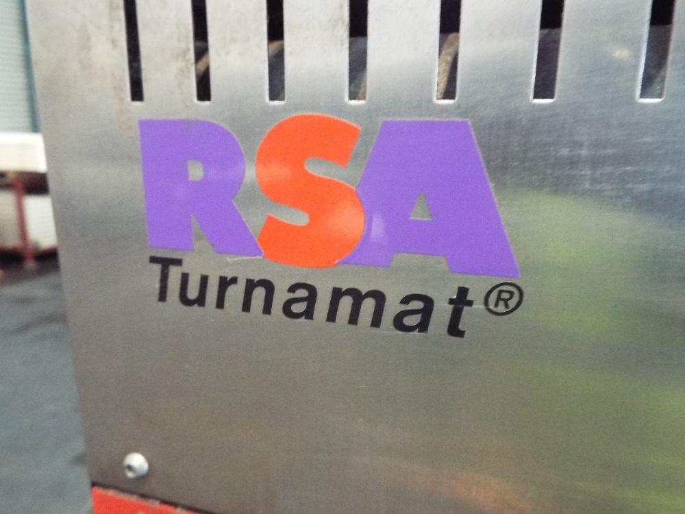 Lot 25 - RSA Turnamat 1