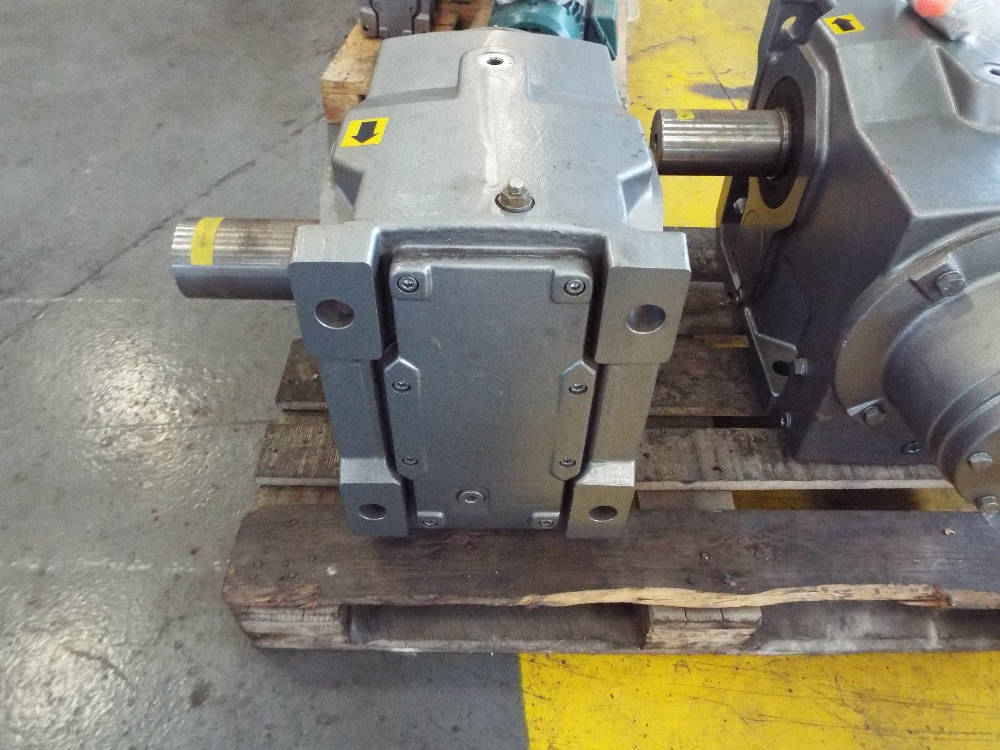 Lot 16 - Nord Unicase Helical Bevel Gearbox.