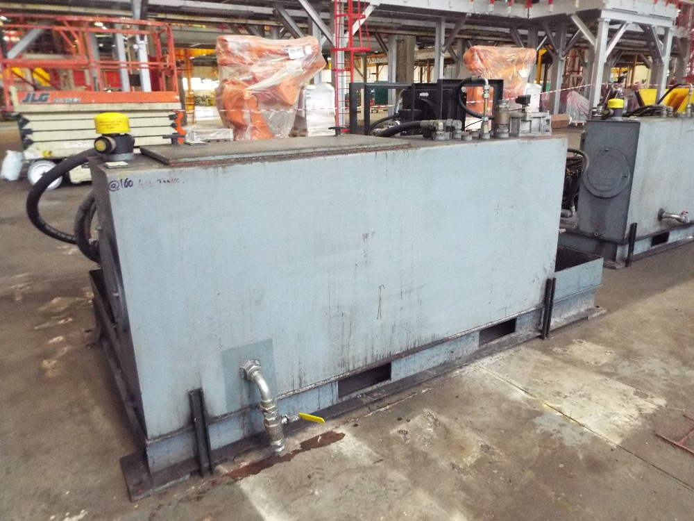 Lot 20 - Skid Mounted Hydraulic Pack