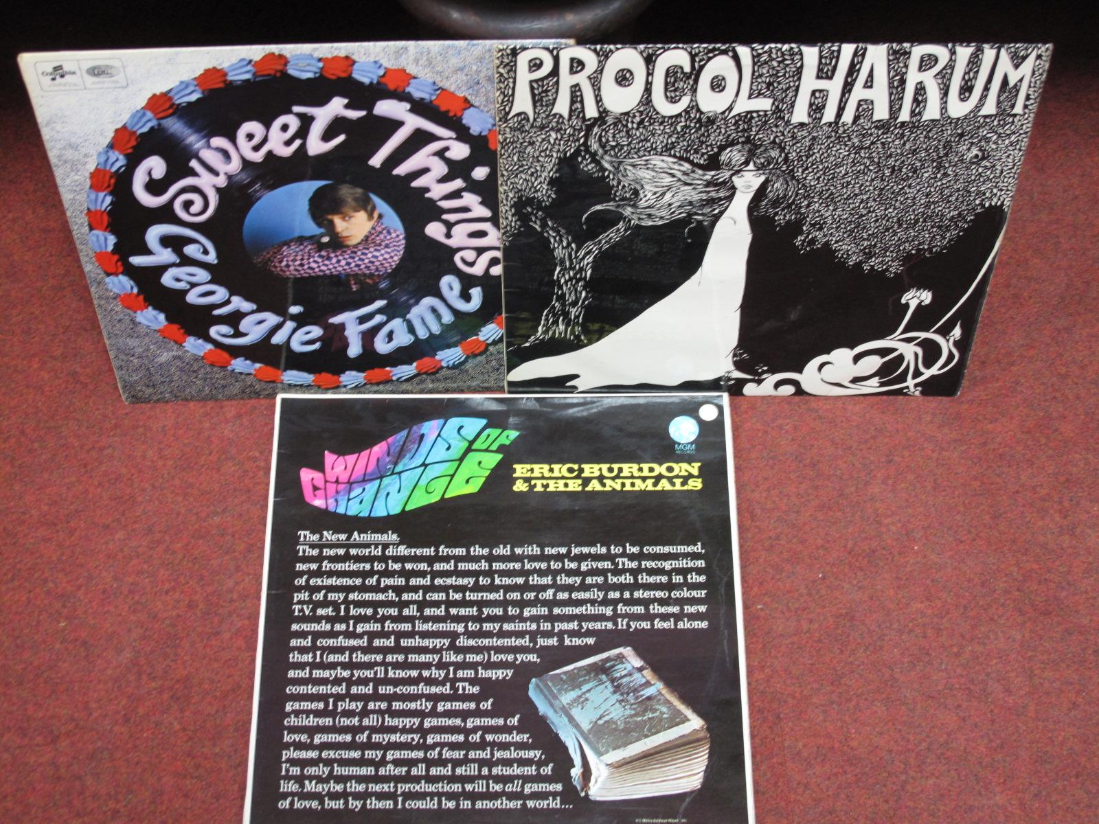 Lot 623 - Procol Harum '1st' LP, 1967, blue Regal Zonophone, Mono LRZ 1001, -2/-2 matrix, Garrod & Lofthouse