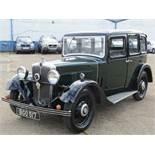 1934 Morris 10/4 Saloon