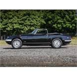 1969 Lotus Elan S4 SE Convertible