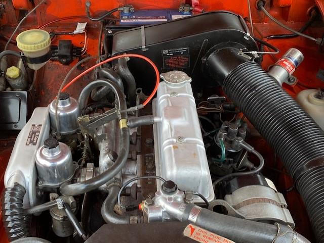 1978 MG Midget 1500 - Image 3 of 9