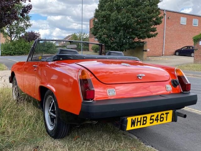 1978 MG Midget 1500 - Image 9 of 9