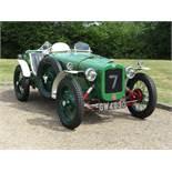 1932 Austin 7 Pocklington Special