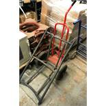 3 x Various trolleys - As pictured