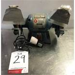 """Clarke 6"""" CBG 6RWC double ended bench grinder"""