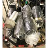 Quantity of chimneys and flues for boats - Please see pictures