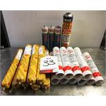 Various Sealants - Please see pictures