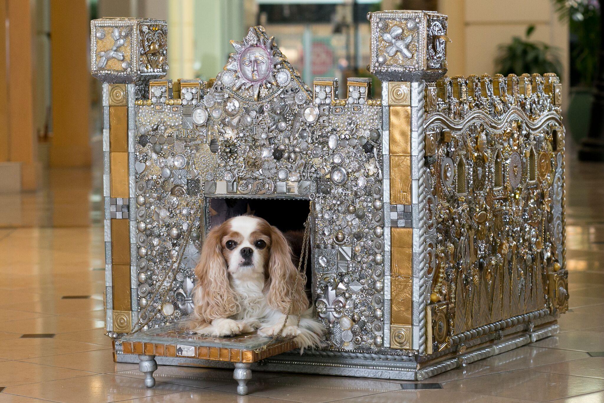 Lot 19 - Eileen Goldenberg- Dogs Rule II