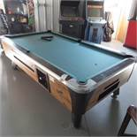 Dynamo Token Operated Pool table
