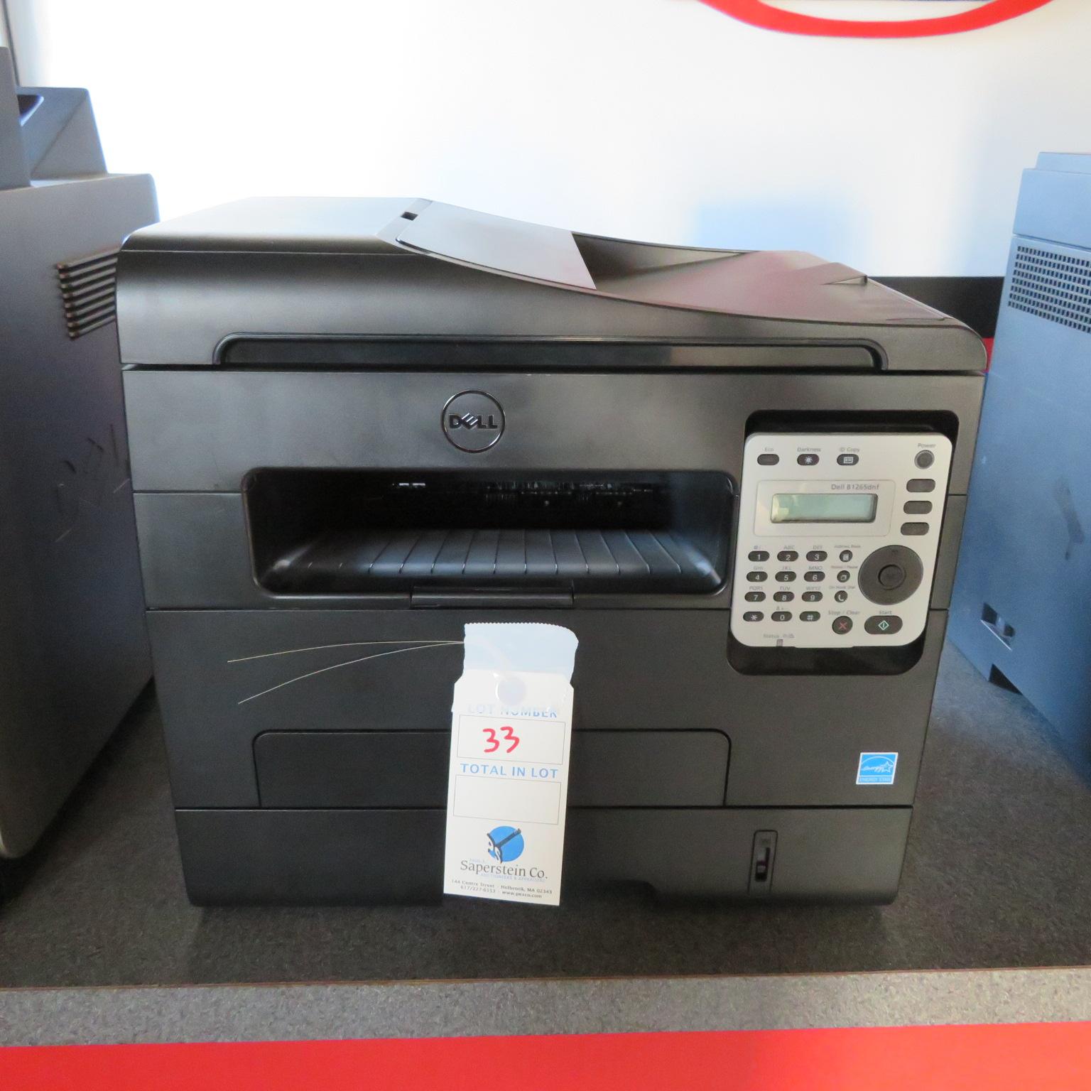 Dell #B1265DNF Printer