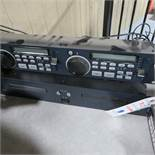 {LOT} STANTON C500 DUAL CD WITH CONTROLLER