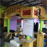 Ticket Token Change Kiosk