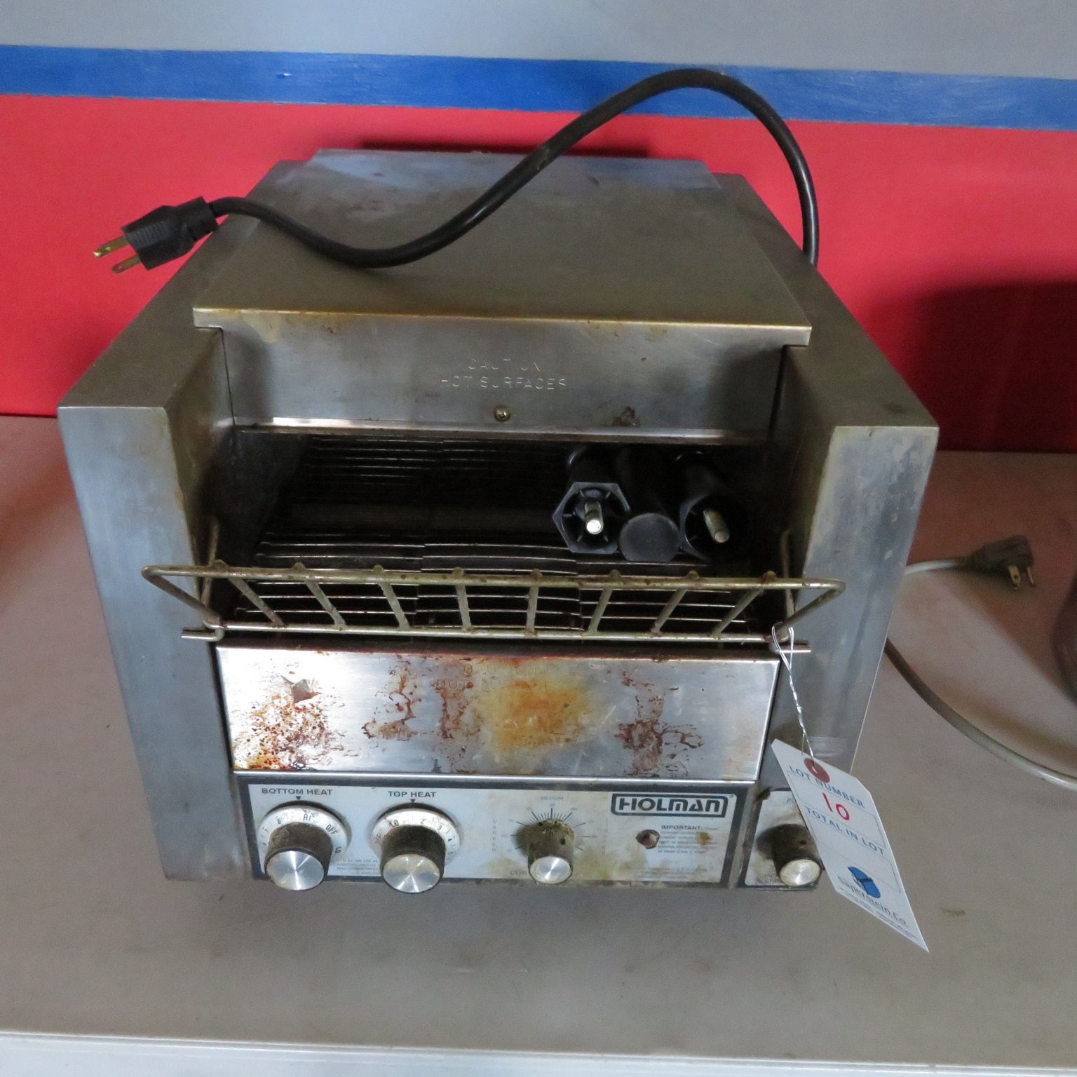 Holman Counter Top rotary Toaster