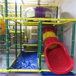 All Kids Play Climbing Play Structure Approx 16' X 44'
