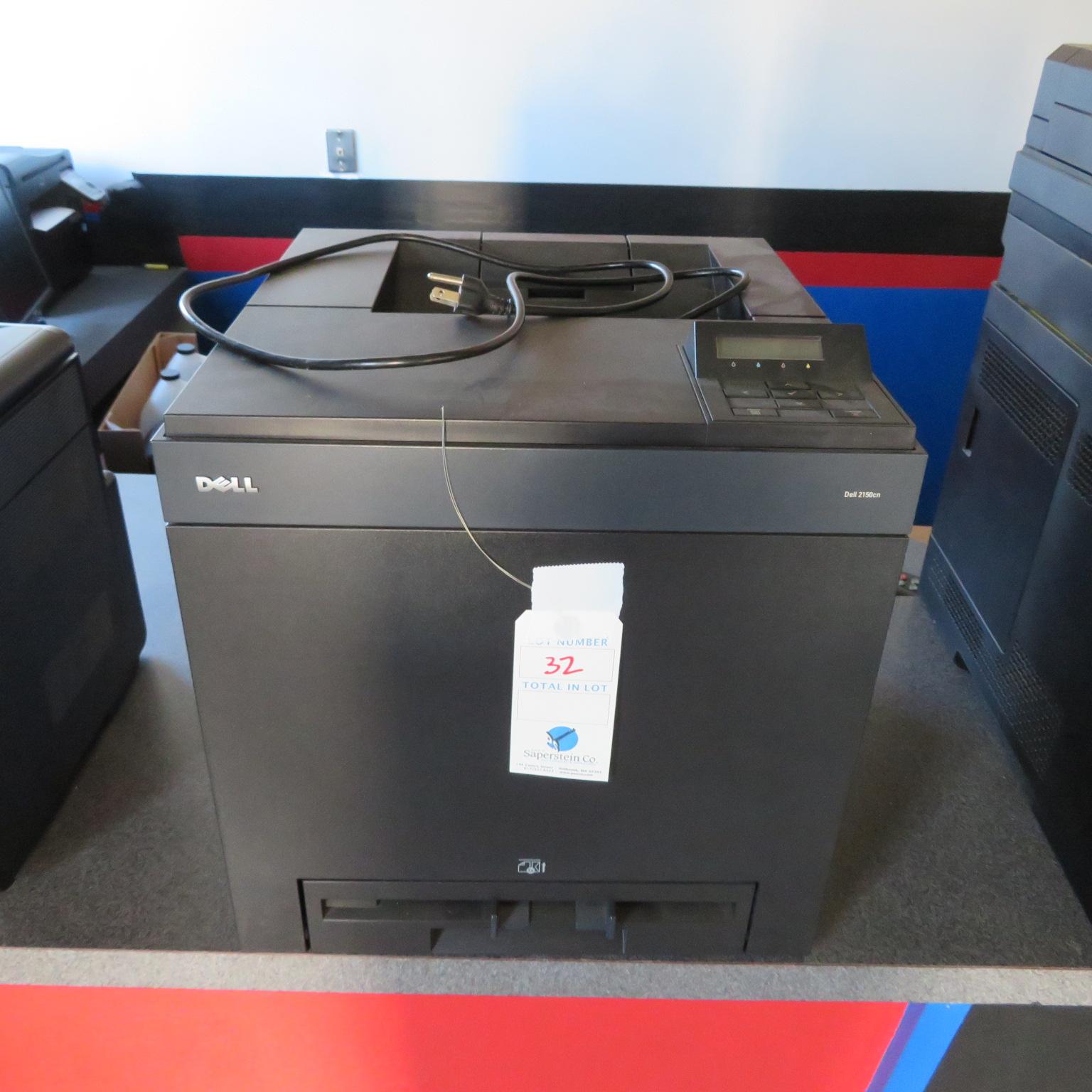 Dell #2150CN Color Printer