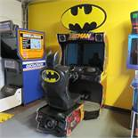 Raw Thrills Batman Driving Game