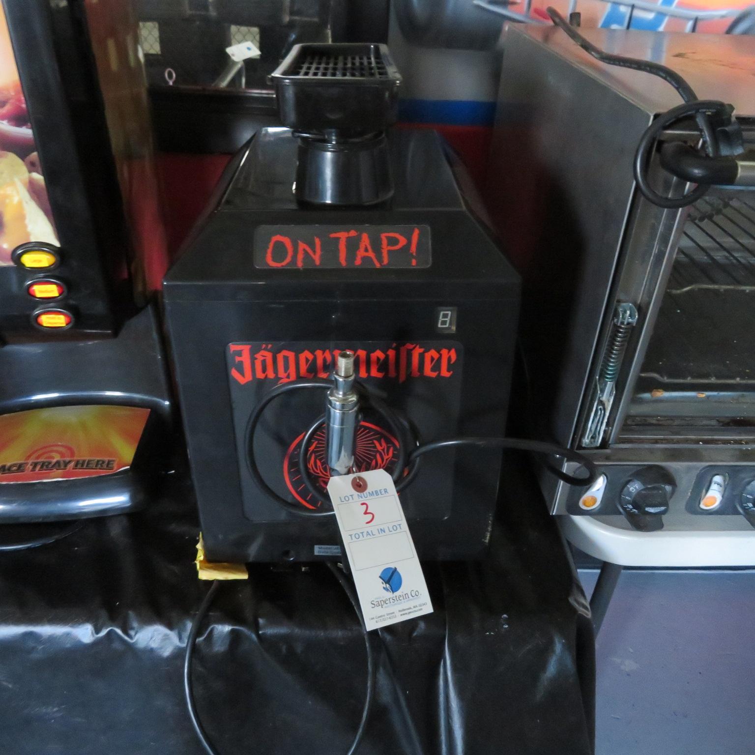 Jägermeister Ice Cold Shot Dispenser