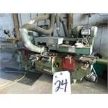 Weinig Unimat 22AL, 5-Spindle Moulder S/N 222-820