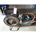 (Lot) Strapping Unit & Air Hoses