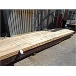 (Lot) Pine Lumber