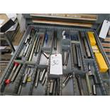 (Lot) Assorted Size Insert Boring Bars & Others