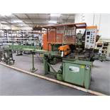 Kasto Racine mod. GKS 400 AU Automatic Cold Saw, Infeed & Outfeed; S/N 1010083150