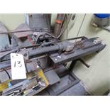 Horizontal Dbl. Spindle Gun Drill