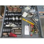 (Lot) Assorted Tooling Sleeves & Knurling Tool, etc.