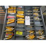 (Lot) Kennametal Assorted Size End Mills, Some Carbide, 3/4'', 1'' & Others