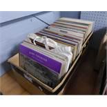VINYL RECORDS, CLASSICAL. Klemperer- Beethoven Symphonies, Columbia, SAX 2260, (red semi label).