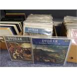 VINYL RECORDS, CLASSICAL. Britten conducts English music. Decca, SXL 6405 (ED3 label). Finzi-
