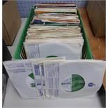 VINYL RECORDS SINGLES, EPS. The Art of Movement Studio, Eleven 45rpm records from Macdonald &