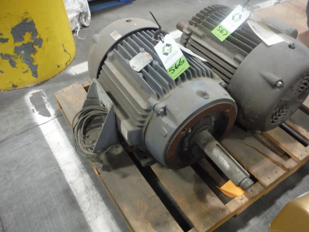 Baldor 40 Hp Motor Frame 324tcz 1780 Rpm Rigging Fee 25