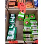 Qty 20 - Assorted INA Bearings New in box as pictured.