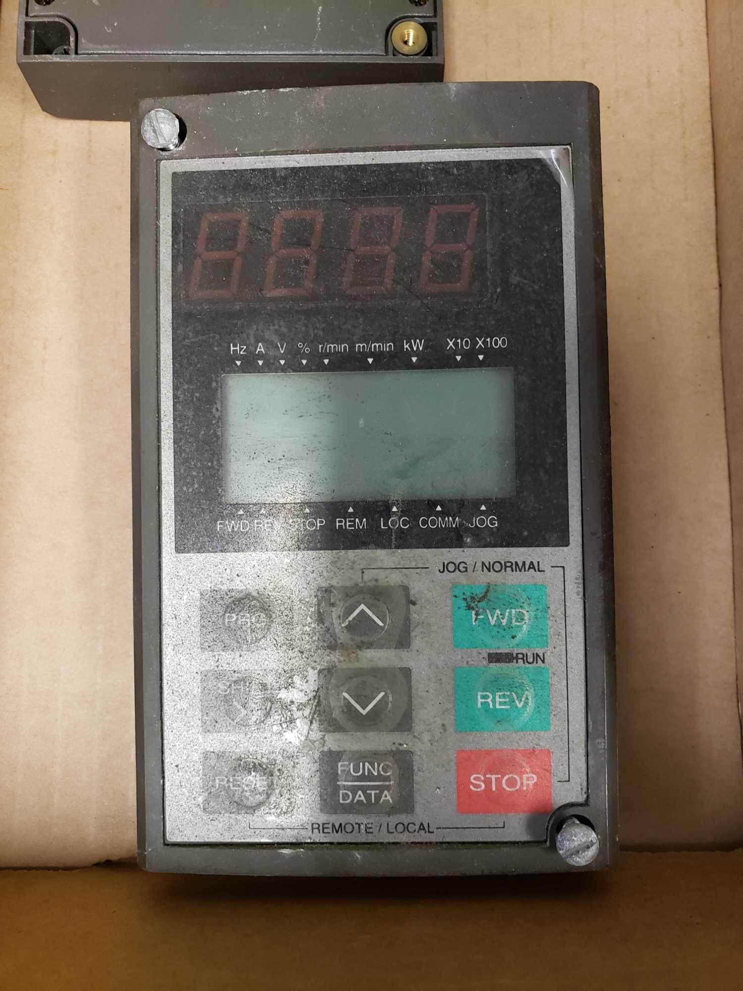 Lot 25 - Qty 2 - GE Fuji model TPA-G11S control pads
