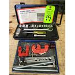 Triumph Tap and Die Set as pictured