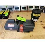 Edwards High Vacuum Pump Model E2M9 single phase