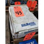 Qty 3 - Sealmaster Bearings Model NP-35. New in boxes.
