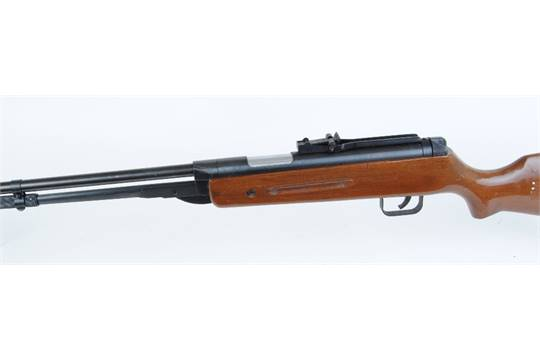 22 Chinese, under lever air rifle