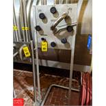 S/S 9-Station Flow Panel (Loc. Central Mix) Rigging Fee: $75