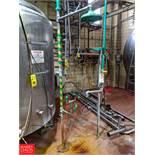 Haws Emergency Shower & Eyewash Station (Loc. North Mix) Rigging Fee: $150
