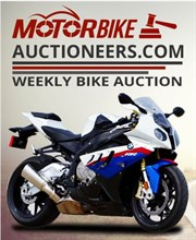 1A Motorbike Auctioneers