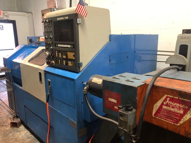 Mazak Quick Turn 15N with Mazatrol Cam T-32B