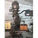 Millport Milling Machine, Serial # 886-71 V.H. Model # 3-VH,