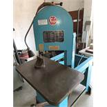 Roll In Metal Working Band Saw