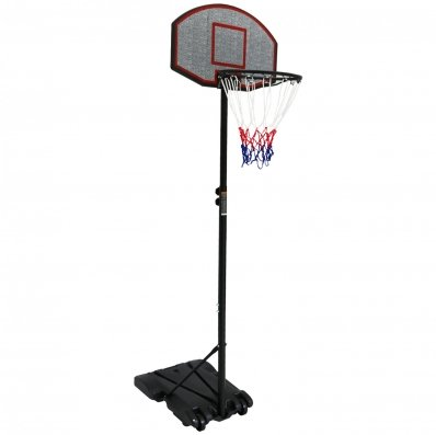 (RL72) Professional Kids Adjustable Portable Basketball Net 1.7m - 2.1m Any true basketball ...
