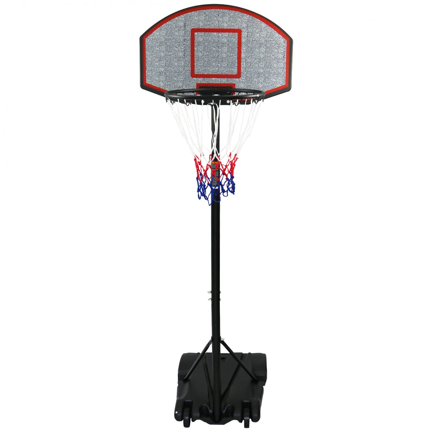 (RL72) Professional Kids Adjustable Portable Basketball Net 1.7m - 2.1m Any true basketball ... - Image 2 of 2